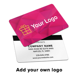 Custom Gift Cards - Add Your Own Logo and Style