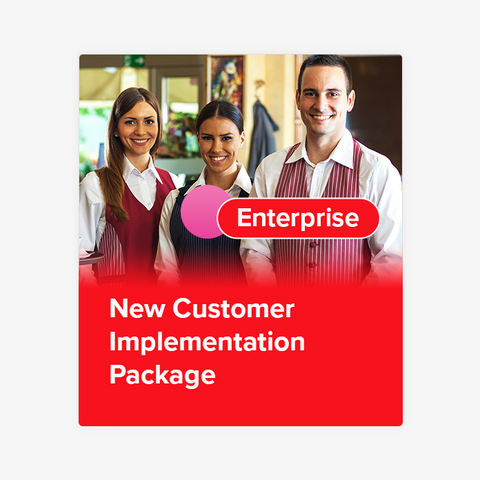 New Customer Implementation Package (Enterprise)