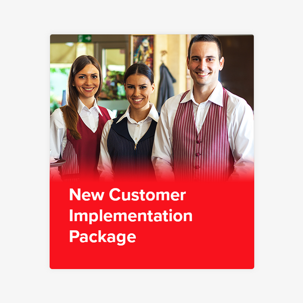 New Customer Implementation Package