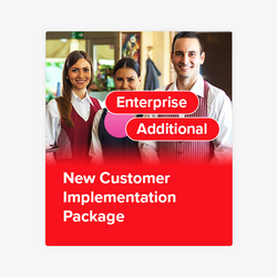 New Customer Implementation Package (Enterprise Additional )