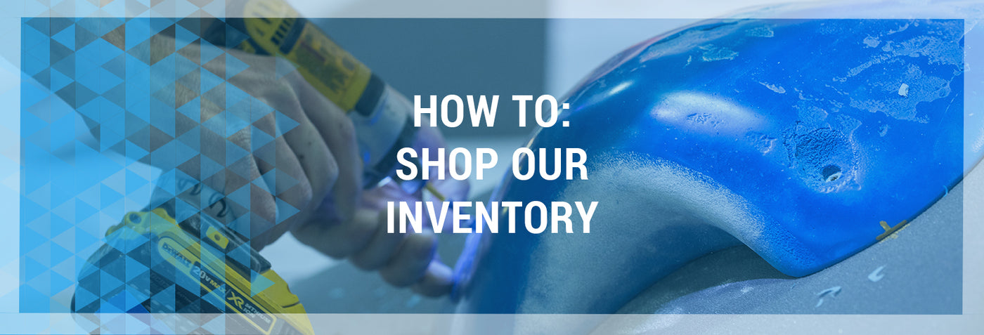 Shop Our Inventory - Here's How