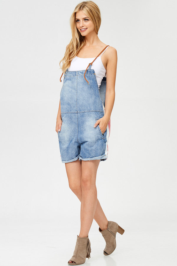 Bib Denim Overall