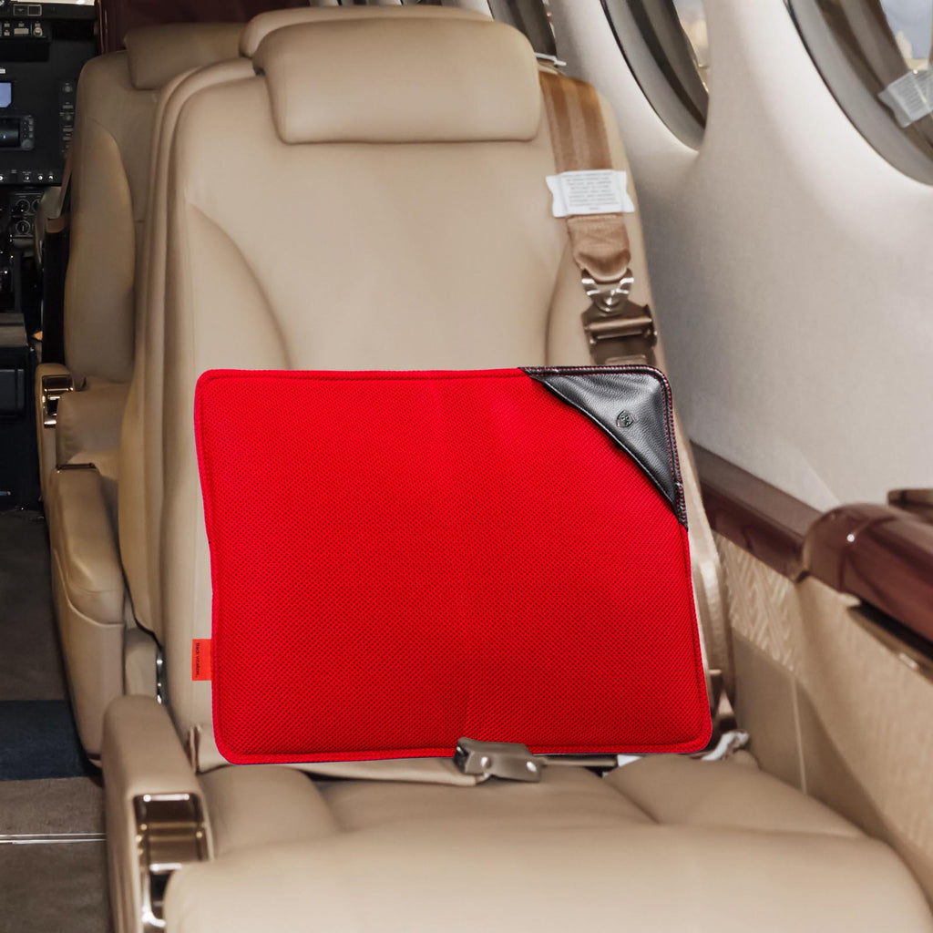 Back Vitalizer Relief on Air Plane