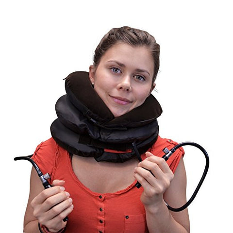 Neck Heal™ - Professional 4-Way Traction Decompression Therapy Device
