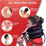 Neck Heal™ - Professional 4-Way Traction & Decompression Therapy