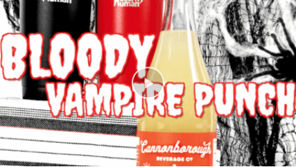 Bloody Vampire Punch