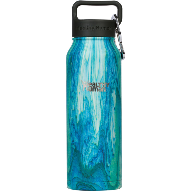 21oz Bora-Bora stainless steel insulated water bottle