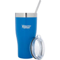 32oz stainless steel insulated cruiser tumbler cup bahama blue