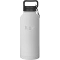 32oz pure white stainless steel water bottle insulated hydration product