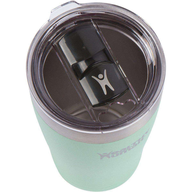 BPA & Paraben free, dishwasher safe and durable cruiser lid