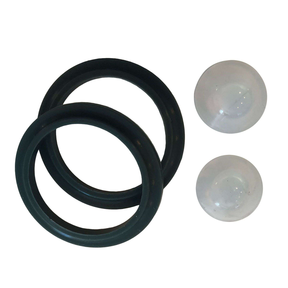 Replacement Flip N Sip Lid Gaskets & Stoppers