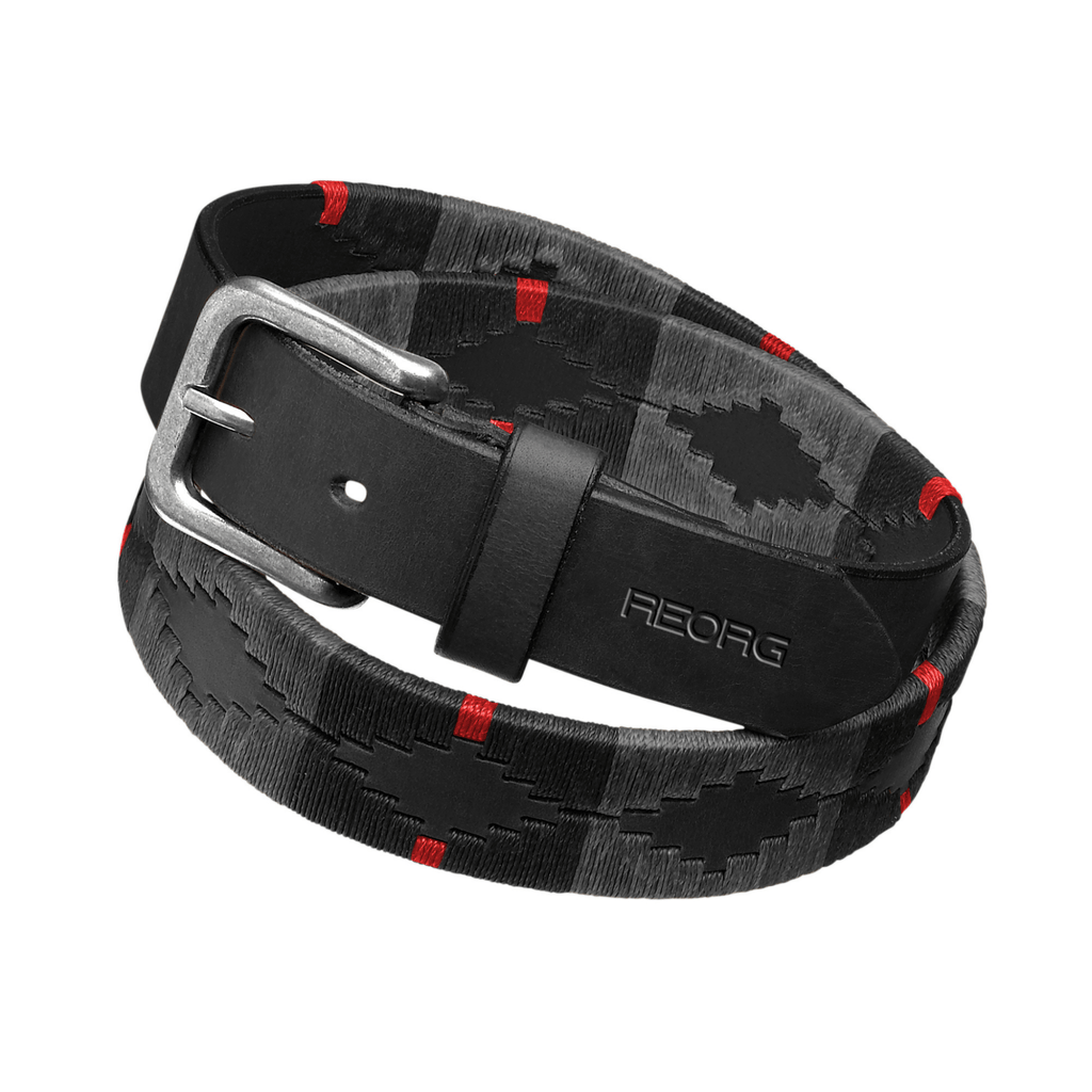 FIRE SERVICE - REORG LEATHER BELT