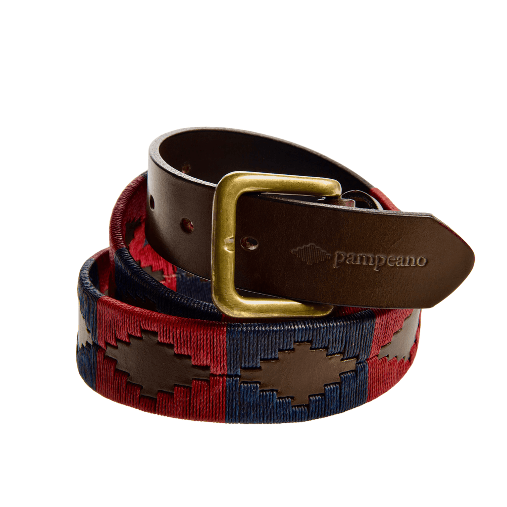 HOUSEHOLD DIVISION POLO BELT