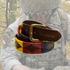 Royal Army Medical Corps Belt leather polo RAMC Darley