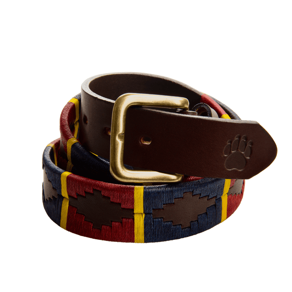 ROYAL ARMY VETERINARY CORPS POLO BELT