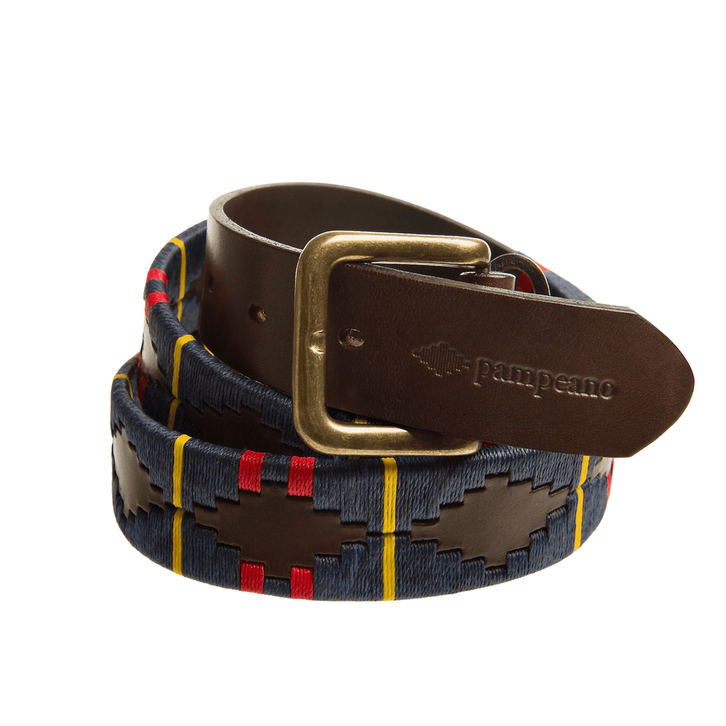 ROYAL LOGISTIC CORPS LEATHER POLO BELT