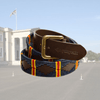 Royal Military Academy Sandhurst Belt leather polo RMAS Darley