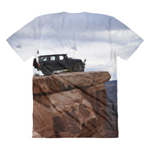 JeepEuphoria Wander Discover Live Sublimation women's crew neck t-shirt