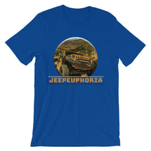 JeepEuphoria Unisex short sleeve t-shirt