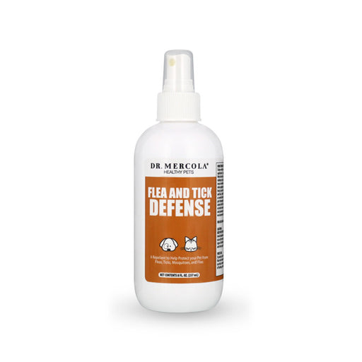 Dr Mercola Flea & Tick Defence Spray