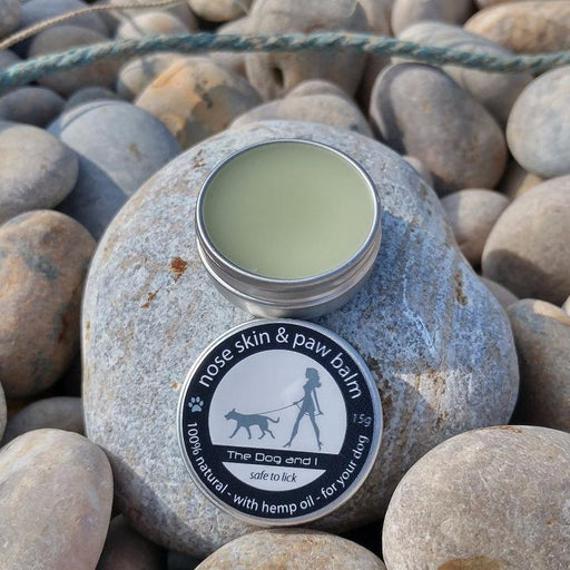 The Dog and I Natural Dog Paw Balm