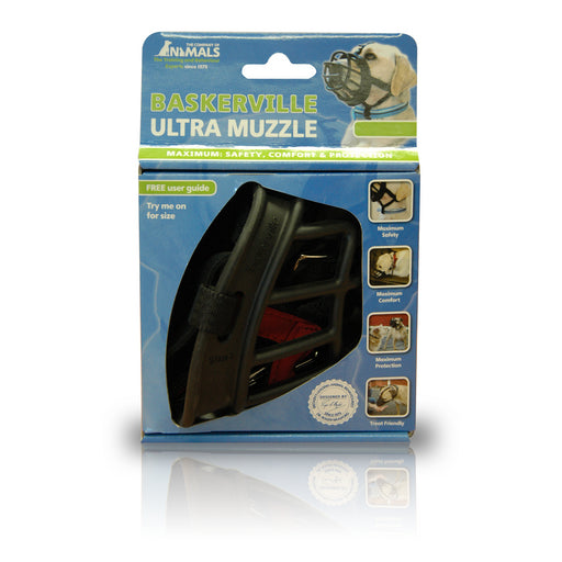 Baskerville Ultra Muzzle-The World of Pets