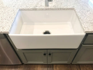 What Is an Apron Sink? What to Know About Apron-Front Sinks