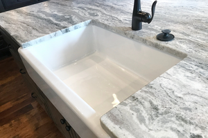 What Are the Benefits and Drawbacks of a Fireclay Kitchen Sink?