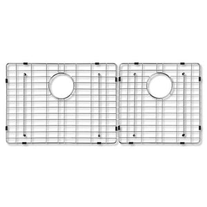 "16 1/2"" x 15 5/8"" / 11 5/8"" x 15 5/8"" Wire Sink Grids"