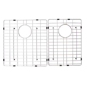"16 5/8"" x 17 5/8"" / 12 3/4"" x 17 5/8"" Wire Sink Grids"