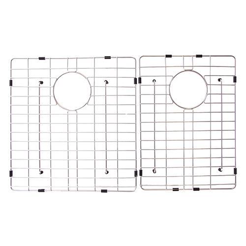 "17 5/8"" x 15 5/8"" / 10 5/8"" x 15 5/8"" Wire Sink Grids"