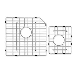 "18 1/8"" x 17 5/8"" / 11 1/8"" x 14 3/4"" Wire Sink Grids"
