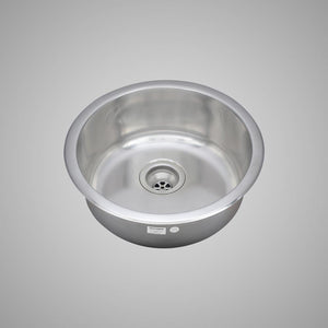 "18"" Ogontz Stainless Steel Undermount Prep Sink"