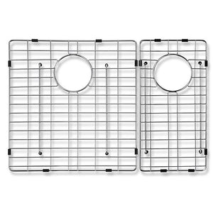 "19 3/4"" x 15 5/8"" / 8 3/4"" x 15 5/8"" Wire Sink Grids"