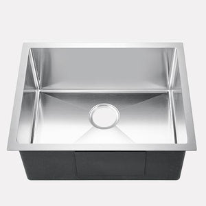 "20"" Midvale Stainless Steel Single-Bowl Undermount Sink"