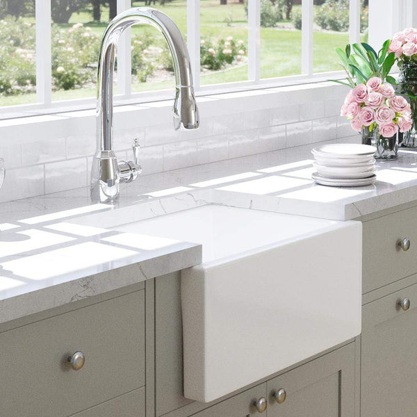 Kitchen Fireclay Sinks