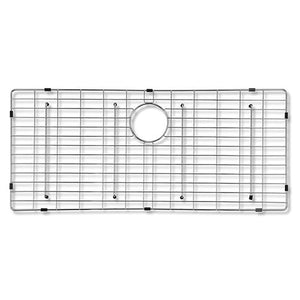 "29 3/4"" x 15 5/8 Wire Sink Grid"
