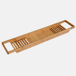 "29"" Kelton Bamboo Tub Caddy"