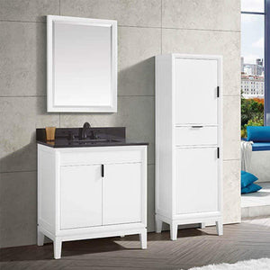 "30"" Heppener Vanity for Rectangular Undermount Sink"