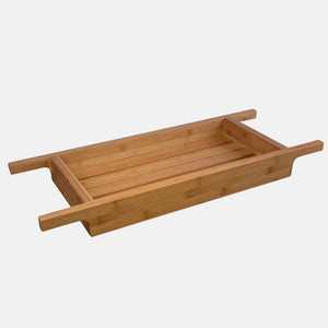 "30"" Tacna Bamboo Tub Caddy"