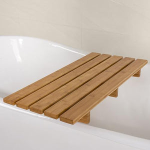 "33"" Lucin Bamboo Tub Caddy"
