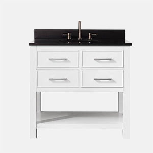 "36"" Brockton Vanity for Oval Undermount Sink"
