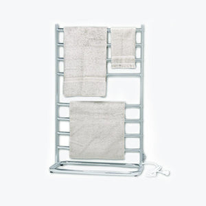 "39"" Tall Lindrith Freestanding Plug-In Towel Warmer"