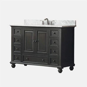 "48"" Bosler Vanity for Oval Undermount Sink"