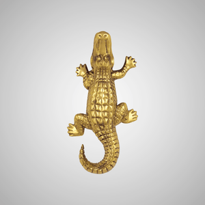 Alligator Doorbell Ringer