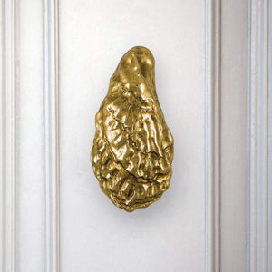 American Oyster Door Knocker