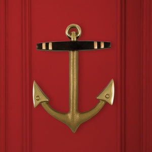 Anchor Door Knocker - Large