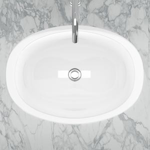 Anders Vitreous China Drop-In Sink