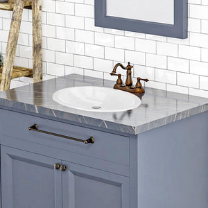 Arcola Vitreous China Drop-In Sink