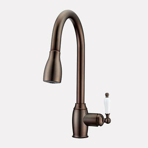 Armoy Single-Hole Pull-Down Kitchen Faucet